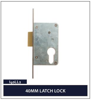 40MM LATCH LOCK