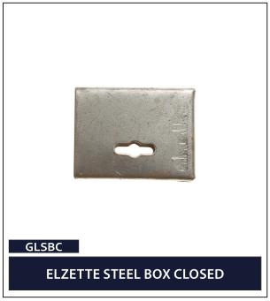 ELZETTE STEEL BOX CLOSED
