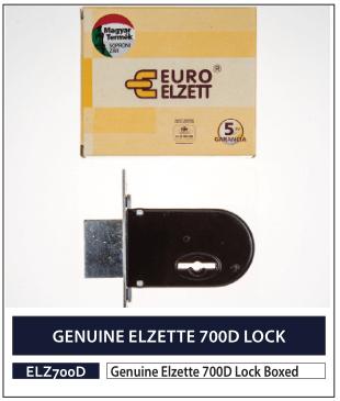 GENUINE ELZETTE 700D LOCK