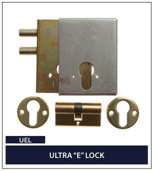 "ULTRA ""E"" LOCK"